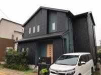 9/14完成です。福岡市東区和白・H様邸 外壁塗装・屋根塗装工事