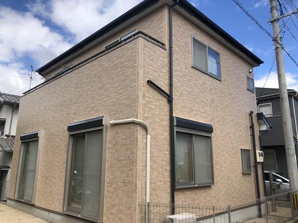 9/9完成です。春日市須玖南・T様邸 外壁塗装・屋根塗装工事